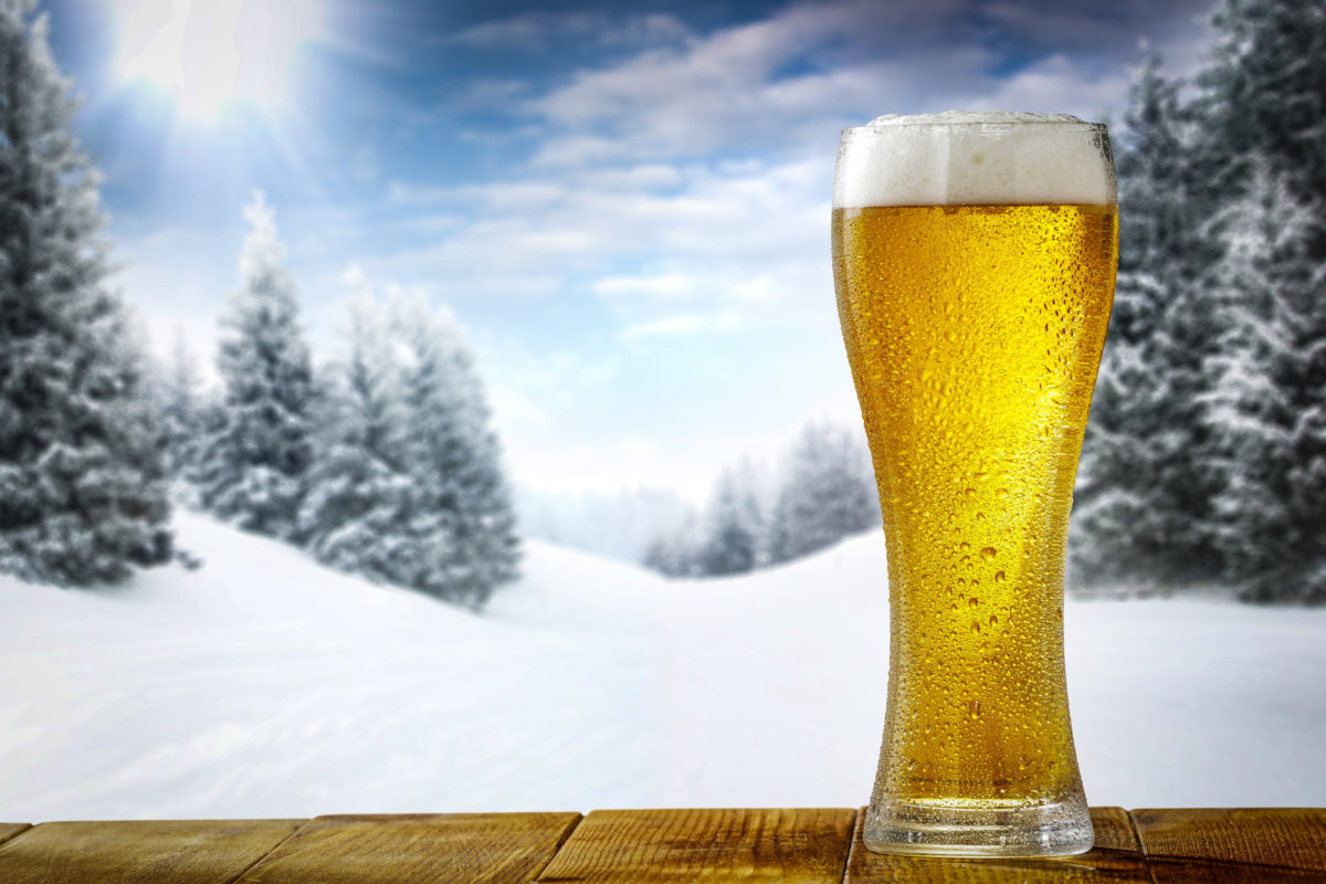 winter beers